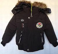 Куртка детская утепленная для мальчика оптом на 1-3 года, фото 1