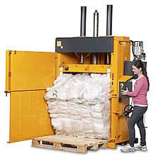 Пресс упаковочное оборудование (Пресс макулатурный усилием 32 тонны)