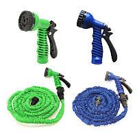"""Шланг для полива растягивающийся """"Magic hose"""" 22,5 М  + в подарок пистолет , фото 1"""