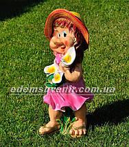 Садовая фигура Милашка большая, фото 2