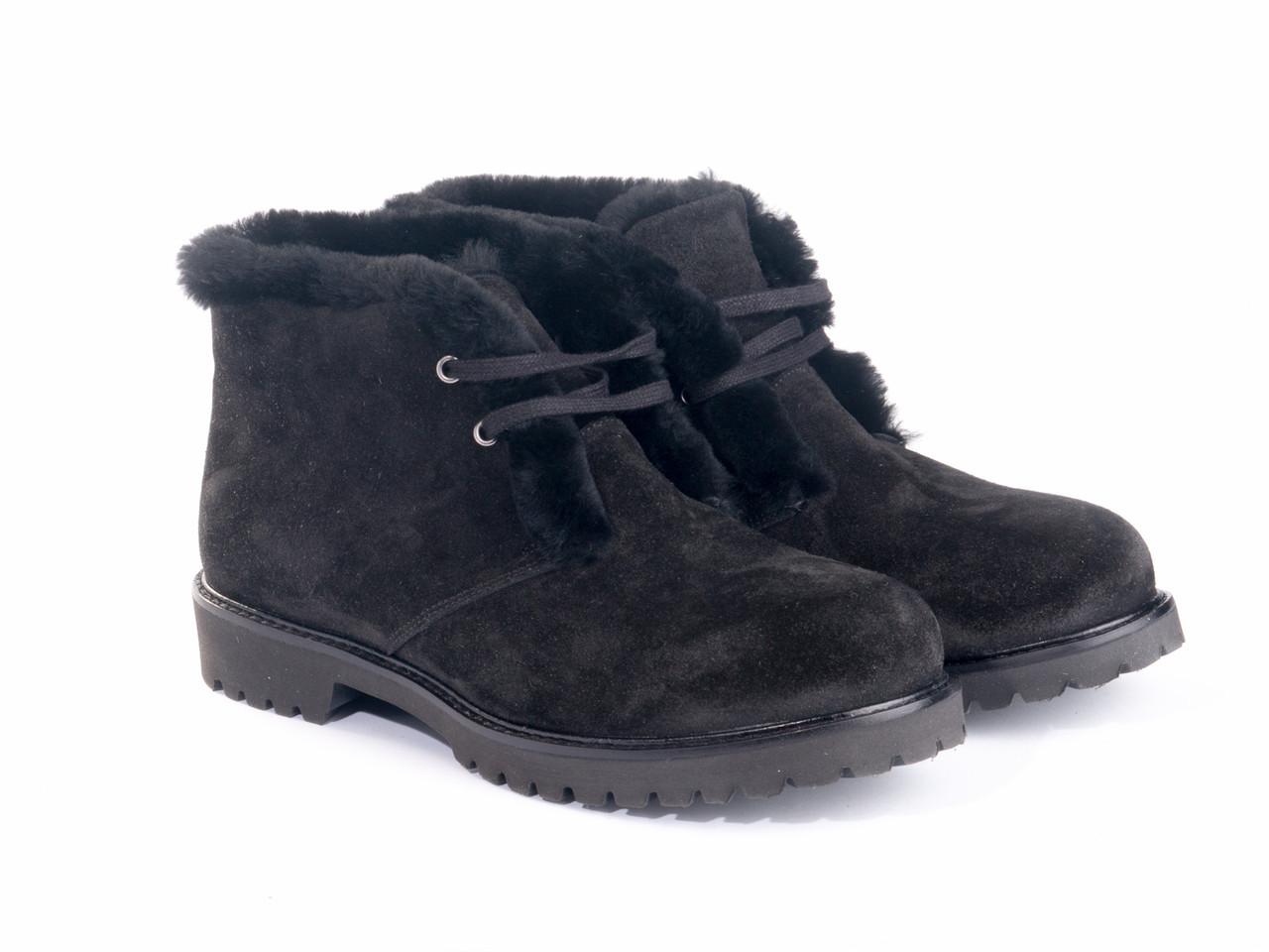 Ботинки Etor 5652-2298 36 черные