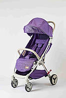 Прогулочная коляска Yoya Care Future Фиолетовая (YW41564)