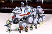 Конструктор Lepin 05031 Star Wars Стар Варс Турбо Танк Клонов 933 деталей, фото 1