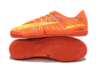 "Обувь для зала ""Бампы"" Nike MERCURIAL Cristiano Ronaldo 7 (p. 40-45) NEW Оранж., фото 1"