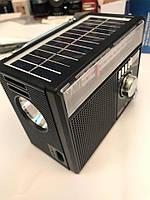 Радиоприемник NS-1360S с солнечной панелью, фото 1