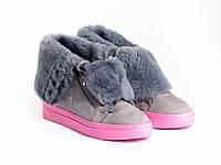 Ботинки Etor 4690-52124-704 37 серые, фото 1