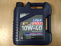 Полусинтетическое моторное масло LIQUI MOLY Optimal Diesel 10W-40 4л. - производства Германии, фото 1