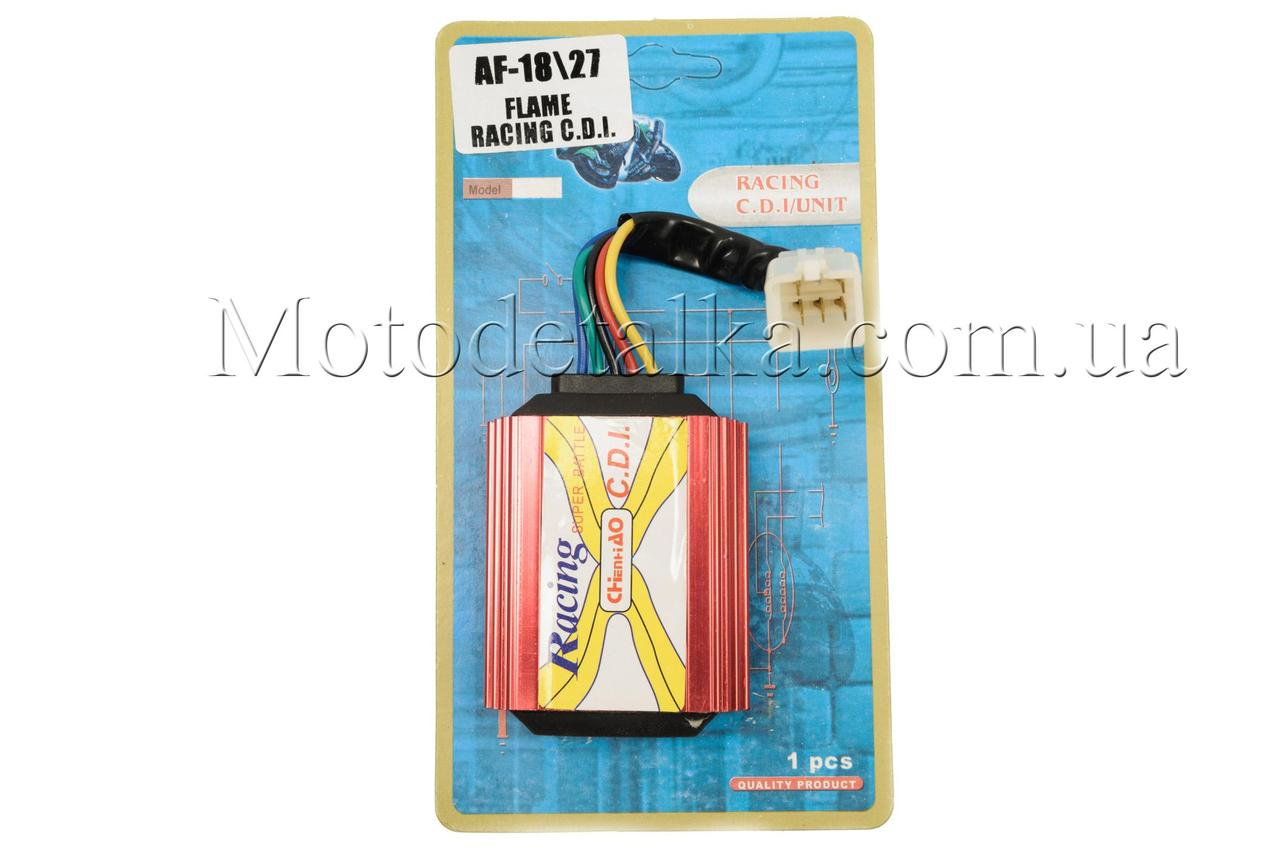 Коммутатор (тюнинг) Honda DIO AF18/27 FLAME RACING CDI