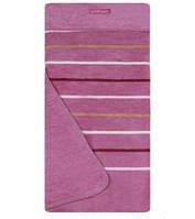 Одеяло - плед детское двухстороннее в полосочку Womar Zaffiro 100 x 150 cм 60*40