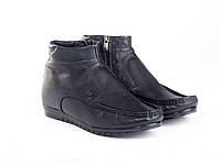 Ботинки Etor 12215-8731  42 черные, фото 1