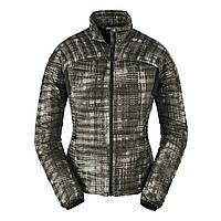 Куртка Eddie Bauer Womens MicroTherm StormDown Jacket CARBON S Коричневая (1062CRN-S)