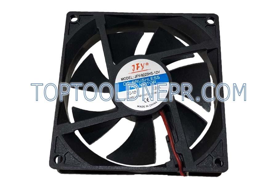 Вентилятор для сварки 12V, 0.23A
