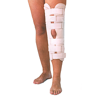 Бандаж тутор на коленный сустав. Размер 1