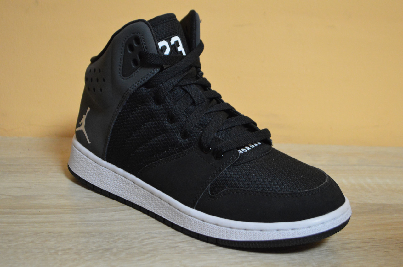 separation shoes 6f3bf efbc8 Кросівки Nike Air Jordan 1 Flight 4 Prem BG