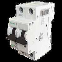 PL6-B40/2 автоматический выключатель 2-полюс. Moeller (CM)