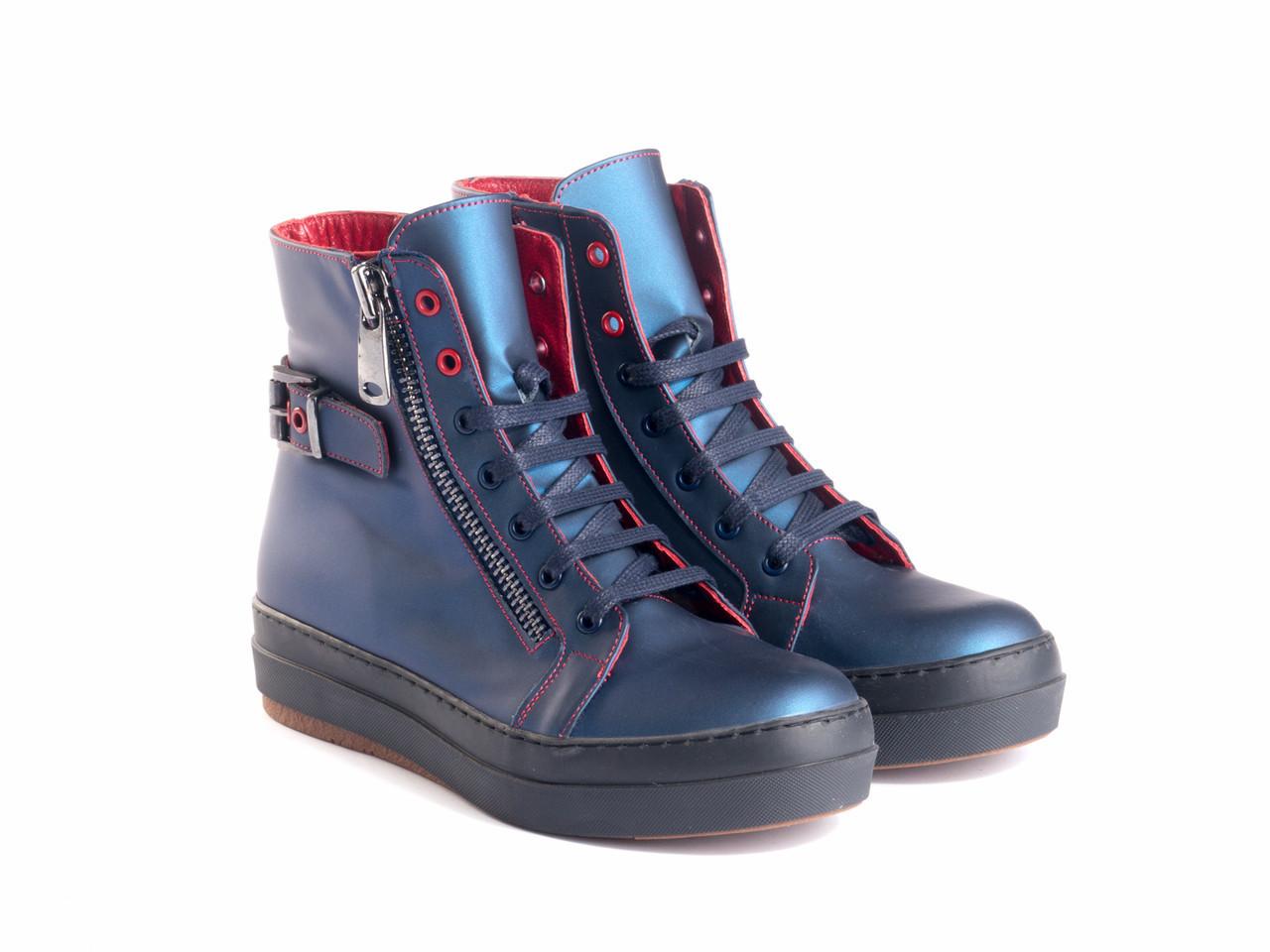 Ботинки Etor 4481-32-274-06 37 синие