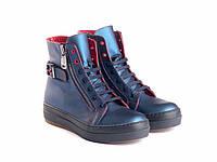 Ботинки Etor 4481-32-274-06 37 синие, фото 1