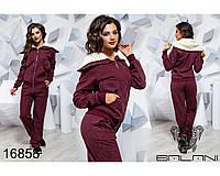 Теплый спортивный костюм - 16858