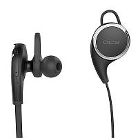 Беспроводные Bluetooth наушники QCY QY8 (нетоварный вид) (Черный), фото 1