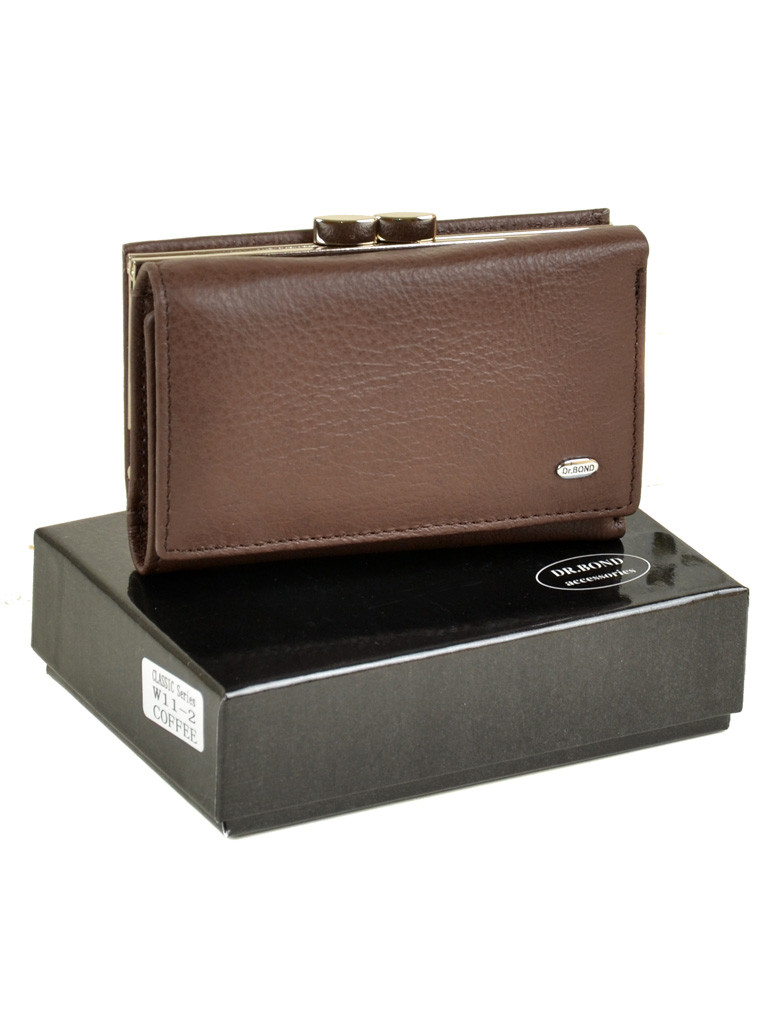 85460dcf55bd DM Кошелек Classic Кожа DR. BOND W11-2 Coffee — в Категории ...