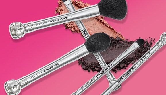 Karl Lagerfeld + Modelco Karl Brush Collection фото