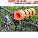 Каремат Tourist 8 (2008) красно-оранжевый