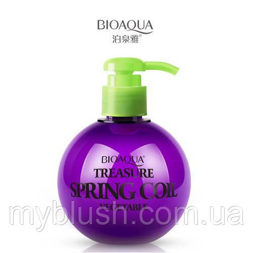 Кондиционер-эссенция для укладки волос BioAqua Treasure Spring Coil Vegetable