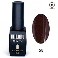 Гель-лак Milano 8 мл, № 064