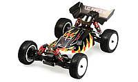 Модель автомобиля Багги 1:14 LC Racing 1H бесколлекторная Черная (2711568588937)
