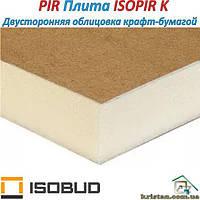 Пир Плита ISOPIR K - Двусторонняя облицовка крафт-бумагой