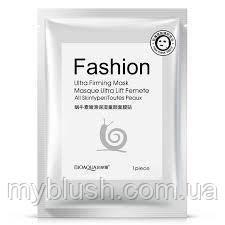 Маска для лица Fashion Bioaqua c экстрактом улитки 30g