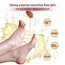 Увлажняющая смягчающаямаска-носки для ногBioAqua Foot Mask, фото 4