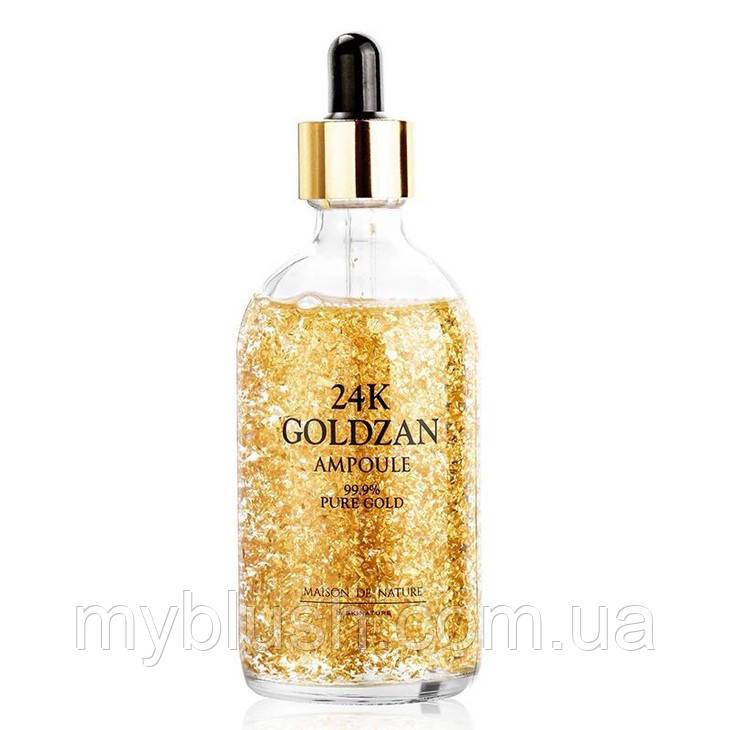 Сыворотка 24K Gold Ampoule Goldzan 100ml