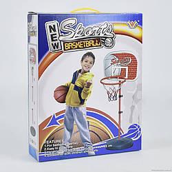 Игровой спортивный набор, уличная стойка Баскетбол, код 777-419