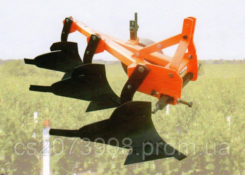 Плуг 3х35 с углоснимом ПМУ-3 модульный 3-х корпусный