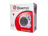 ТепловентиляторDOMOTEC DT-4200, фото 1