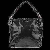 Черная кожаная женская сумка в Украине. Сравнить цены 4b02391745b92