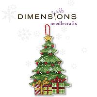 Праздничные наборы для вышивания от Dimensions !