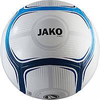 Футбольный мяч JAKO MATCH BALL SPEED №5 Бело-синий (4059562000290)