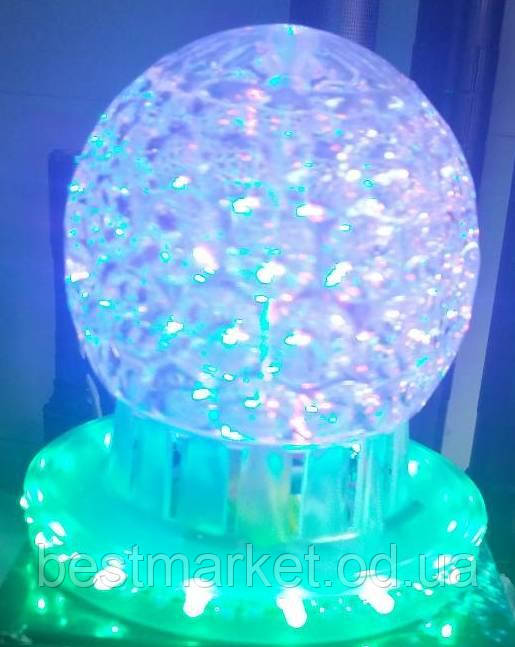 Светодиодный Диско Шар Sunflower Led Light Настольный Проектор
