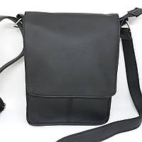 Мужская кожаная брендовая сумка барсетка через плечо сумочка чоловіча купить шкіряна на плече месенджер для до