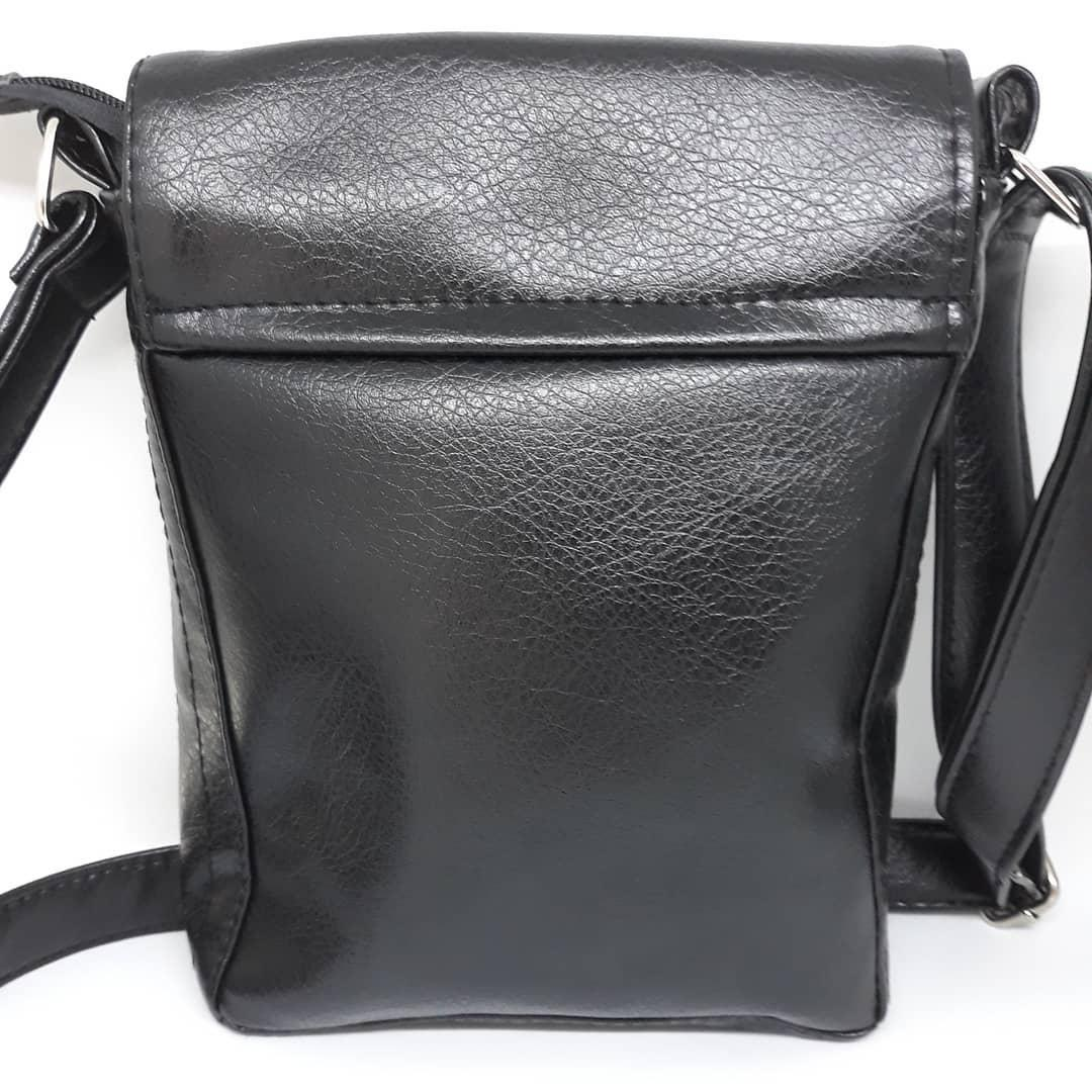 d6efde592954 Описание Сумочка через плечо мужская чоловіча шкіряна кожаная барсетка сумка  на плече Українське виробництво
