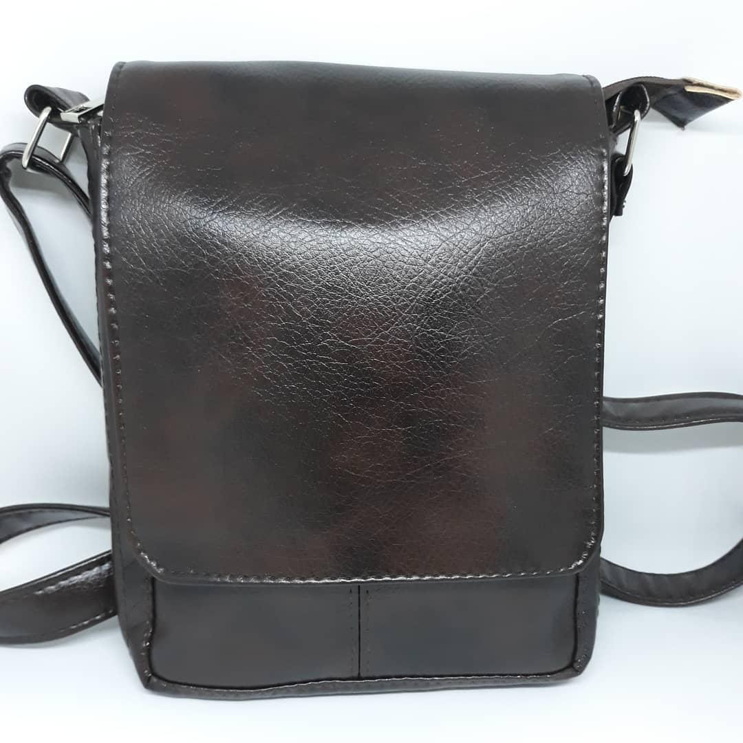 c9ed256ec947 Сумочка через плечо мужская чоловіча шкіряна кожаная барсетка сумка на плече  Українське виробництво