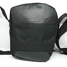 Сумка чоловіча мужская кожаная шкіряна через на плечо барсетка Барсетка сумка мужская через плечо месенджер!