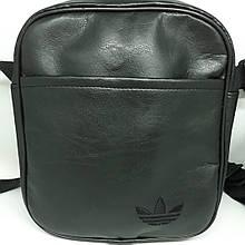 Сумка чоловіча мужская кожаная шкіряна через на плечо барсетка Барсетка сумка мужская месенджер! Adidas Puma
