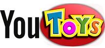 """""""You-Toys""""                              Магазин брендовых игрушек!"""