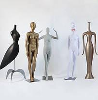 Немного о манекенах. История создания и современные технологии.