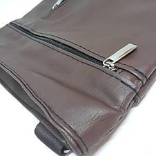 Сумка чоловіча мужская кожаная шкіряна через на плечо барсетка Gucci сумка мужская через плечо месенджер! , фото 3