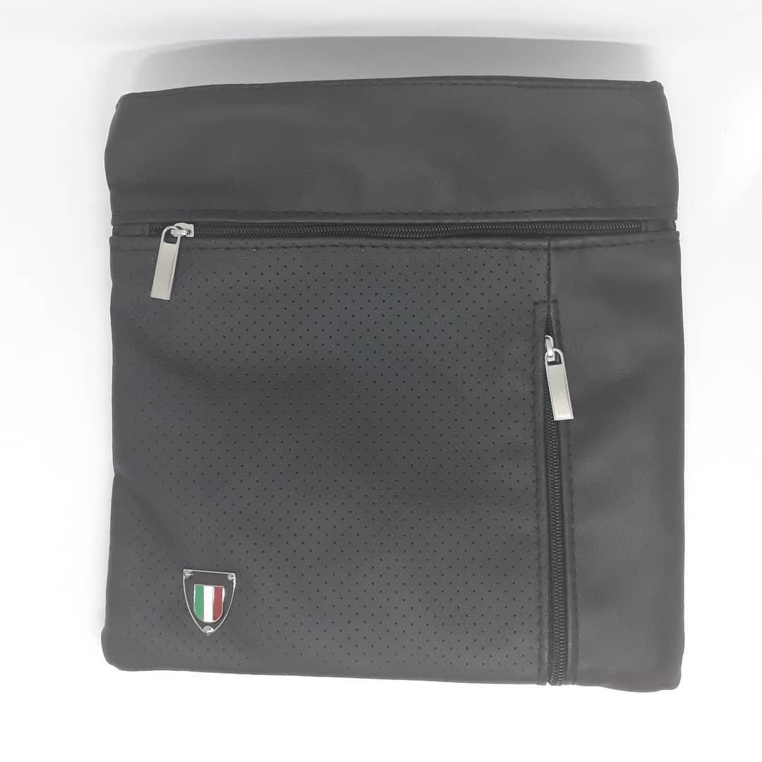 Сумка чоловіча мужская кожаная шкіряна через на плечо барсетка Italia сумка мужская через плечо месенджер!