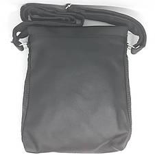 Сумка чоловіча мужская кожаная шкіряна через на плечо барсетка ручной работы сумочка через плечо месенджер!, фото 2